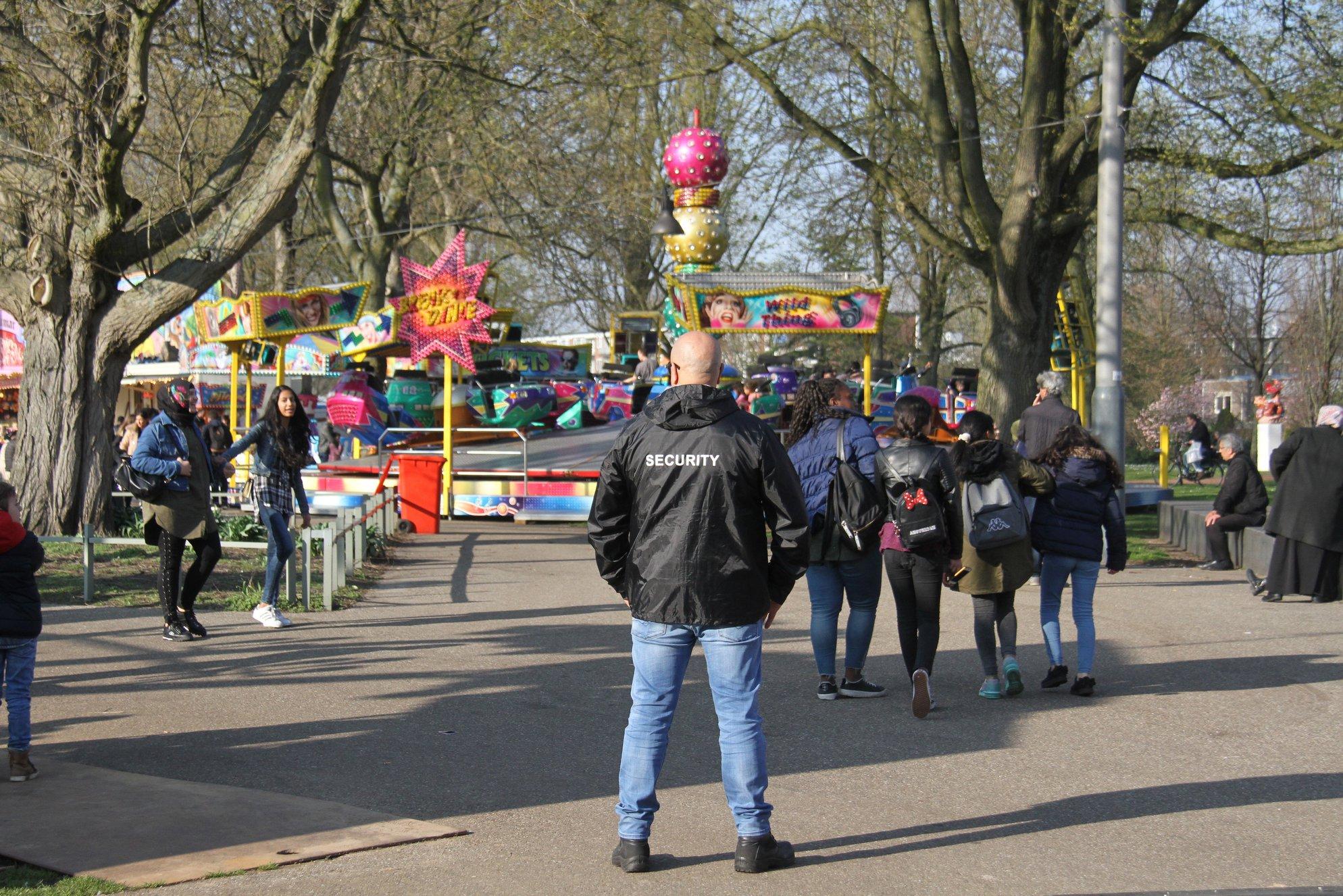Voorjaarskermis Amsterdam Osdorp