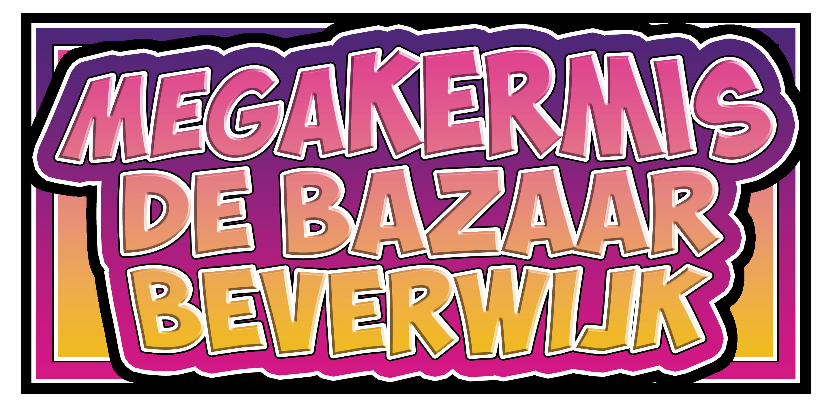 Logo Megakermis Bazaar Beverwijk
